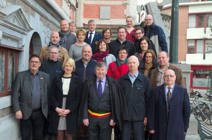 Duikers Watersportvereniging Temse vierden 50-jarigbestaan