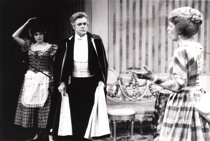 """Dertig jaar geleden: """"Die Fledermaus"""" in de Opera VoorVlaanderen"""