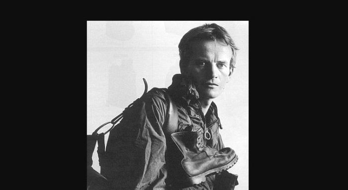 Bruce Chatwin (1940-1989)