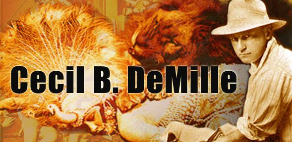 Cecil B. DeMille(1881-1959)