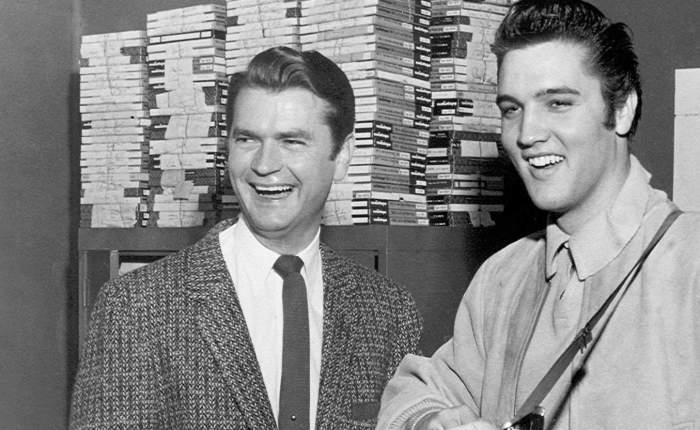 "65 jaar geleden, Elvis Presley: ""Don't call us, we'll call you"""