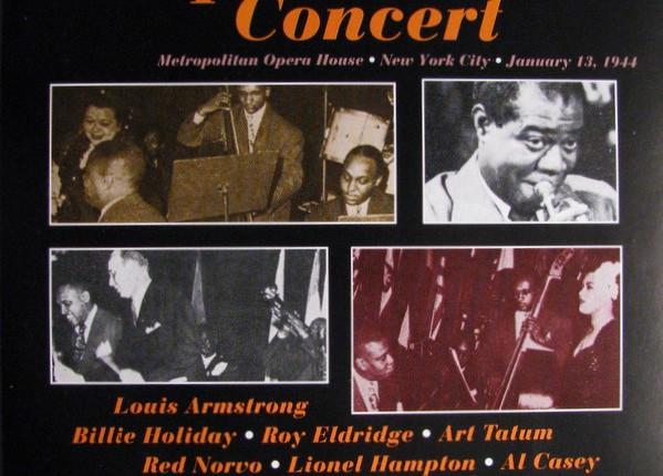 """75 jaar geleden: voor het eerst jazz in de """"Met"""" (NewYork)"""