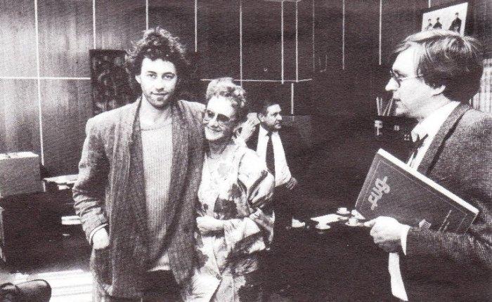 Jaaroverzicht 1986