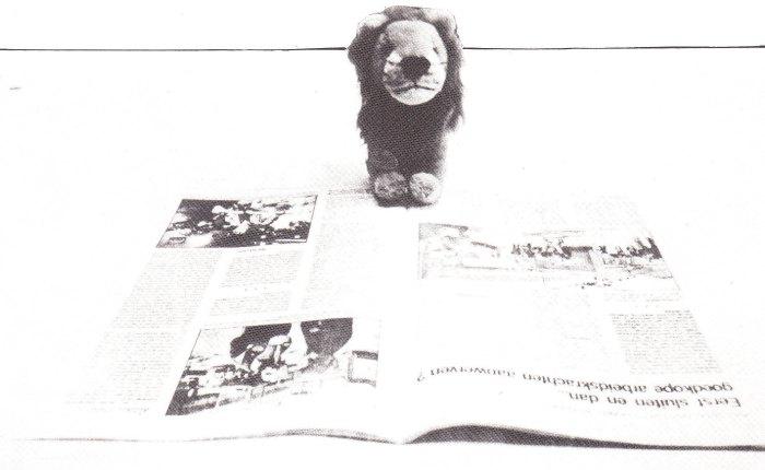 In 1983 hadden wij oog en oorvoor…