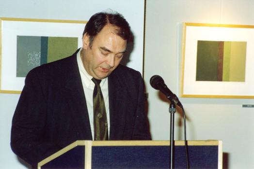 Dertig jaar geleden: perschef bij minister DeBatselier