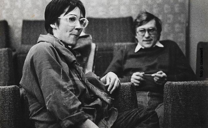 35 jaar geleden: folkfestival van Dranouter met Lieve VanMileghem