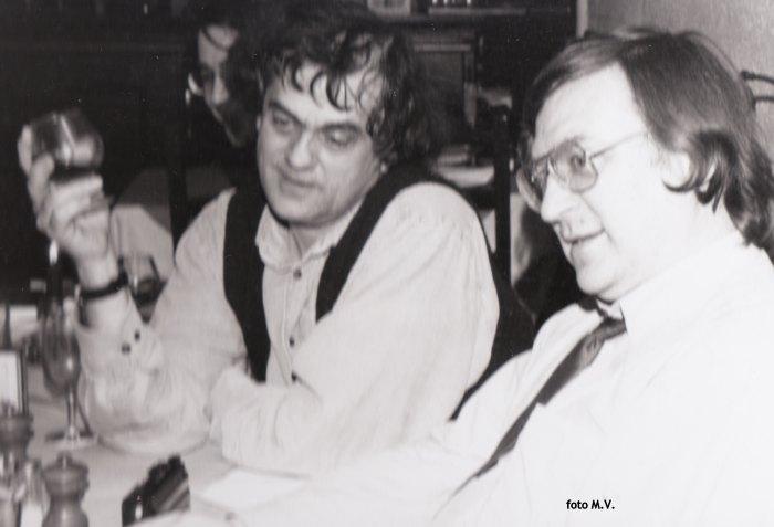 Twintig jaar geleden: ontmoeting met SigiswaldKuijken…