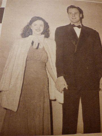 58 shirley temple met echtgenoot john agar 1946