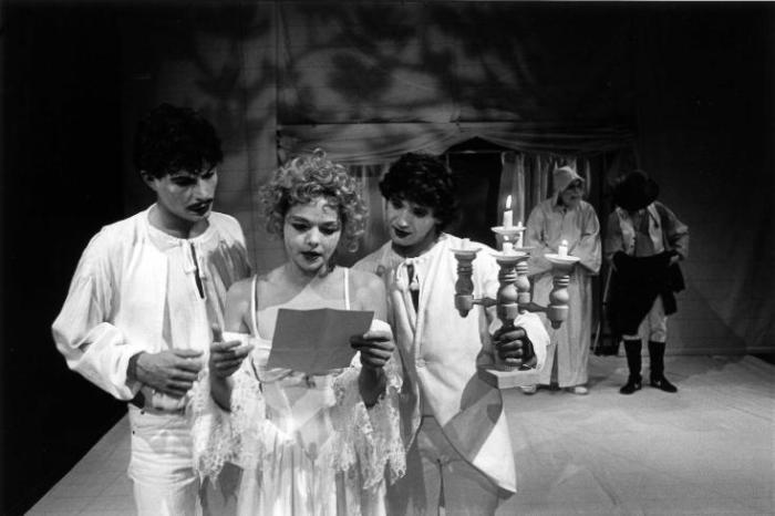 """35 jaar geleden: """"Arme Cyrano"""" van hetRaamtheater"""