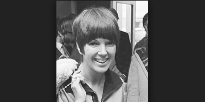 Mary Quant wordt 85…
