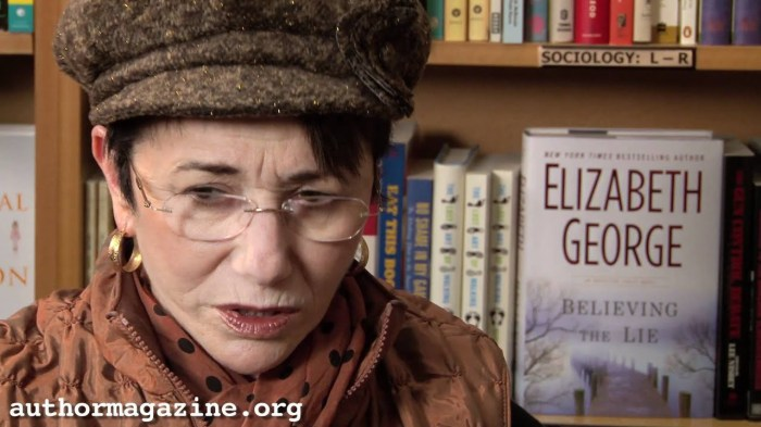 Elizabeth George wordtzeventig…
