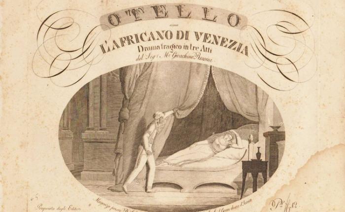 """Otello"" van GiuseppeVerdi"