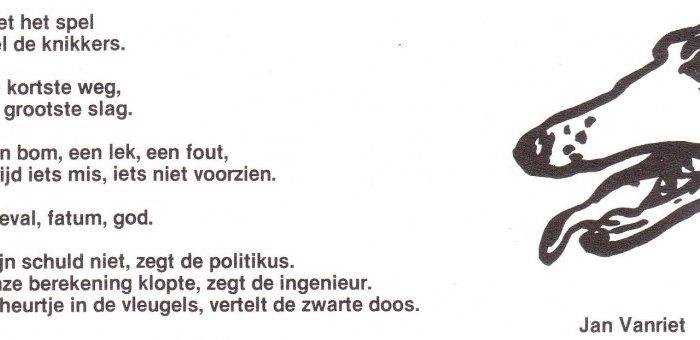 Jan Vanriet wordtzeventig…
