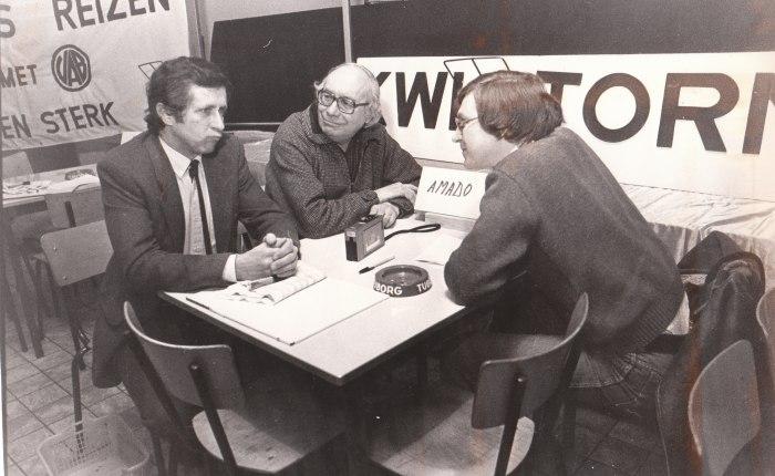 35 jaar geleden: interview met het Interprovinciaal Quiztornooi inDendermonde