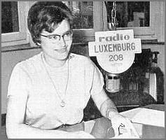 81 Annemarie Coebergh op Radio_Luxembourg
