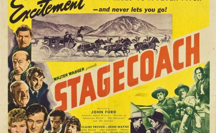 """Tachtig jaar geleden: première van """"Stagecoach"""""""