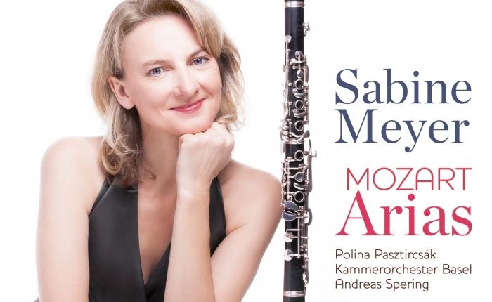 Sabine Meyer wordtzestig…