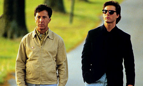 """Dertig jaar geleden: """"Rain Man"""" is de grote overwinnaar bij deOscars"""
