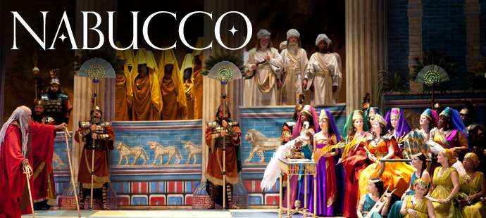"""175 jaar geleden: de oerpremière van """"Nabucco"""""""