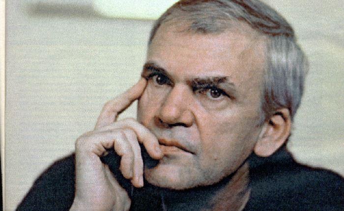 Milan Kundera wordtnegentig!