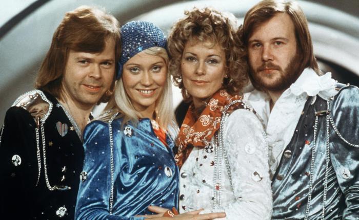 """45 jaar geleden: Abba wint het Eurovisiesongfestival met """"Waterloo"""""""