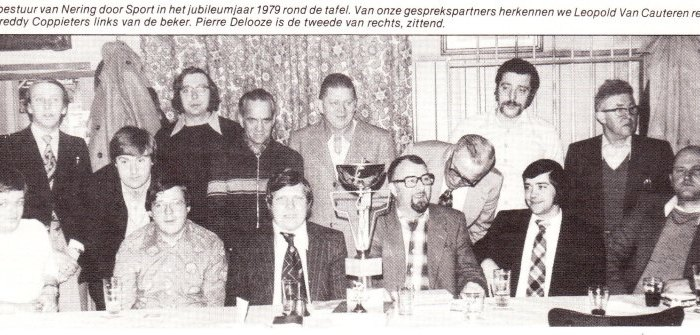 35 jaar geleden: « Wilfried wurgt wielerwedstrijden !»