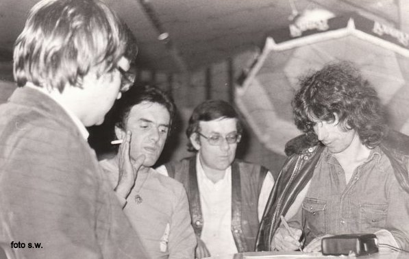 Veertig jaar geleden: gesprek met Boudewijn DeGroot…
