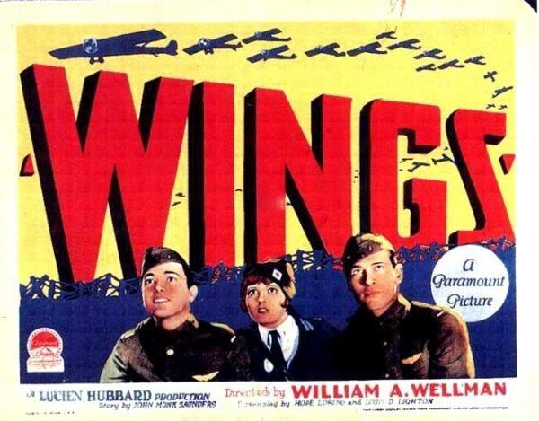 17 wings 1927