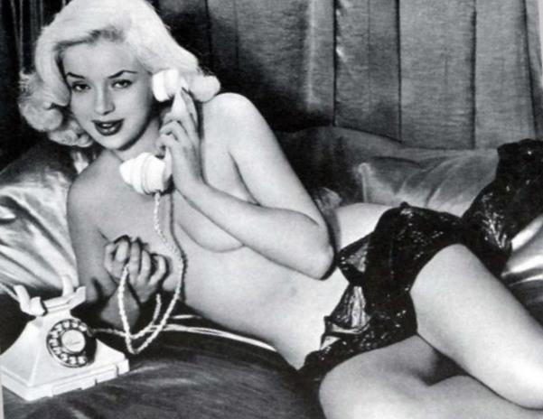 Diana Dors (1931-1984)