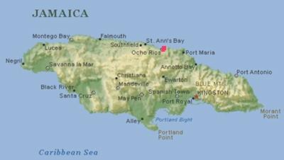 520 jaar geleden: Columbus ontdektJamaica