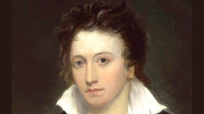 Percy Bysshe Shelley(1792-1822)