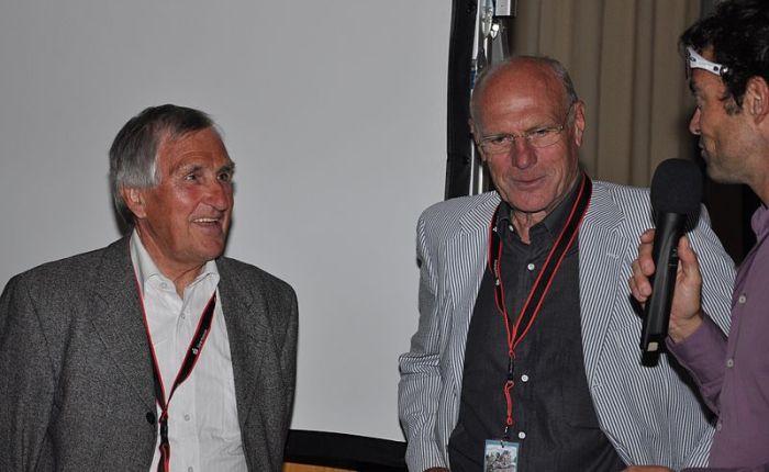 Hans Junkermann wordt85…