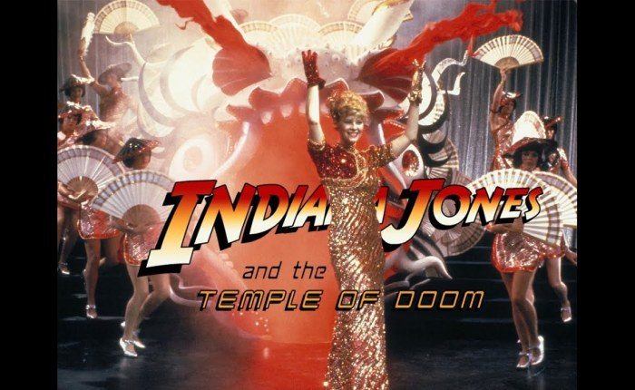 """35 jaar geleden: """"Indiana Jones and the Temple ofDoom"""""""