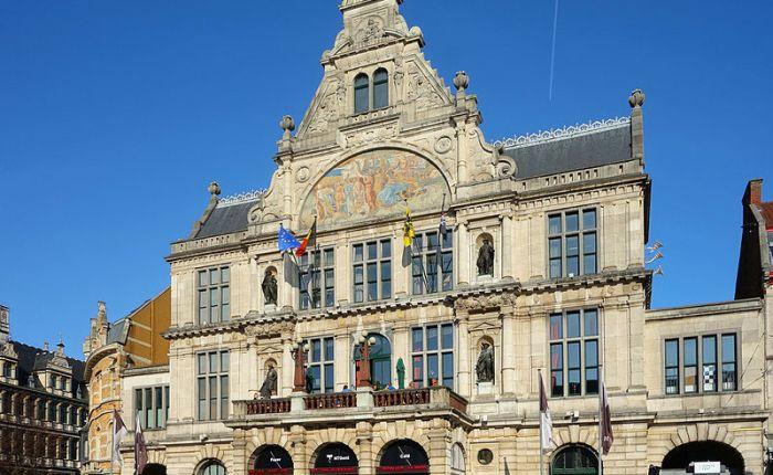 55 jaar geleden: eerste stuk van het Nederlands Toneel Gent(?)