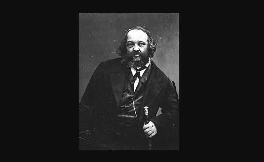 Michail Bakoenin (1814-1876)
