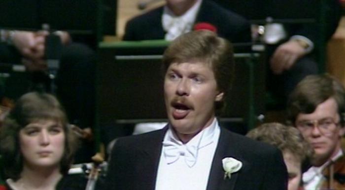 35 jaar geleden: David Malis wint Cardiff Singer of theWorld