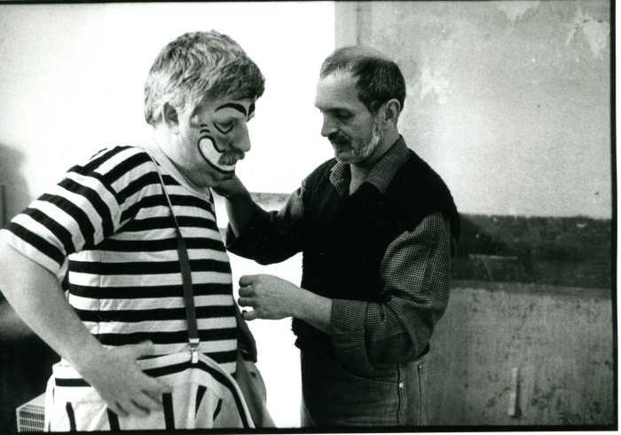 Tentoonstelling gewijd aan Andrei Ivaneanu(1936-1989)
