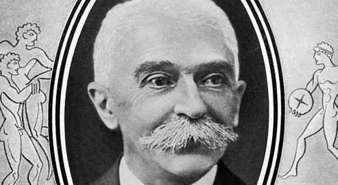 125 jaar geleden: Pierre de Coubertin blaast de Olympische Spelen nieuw levenin