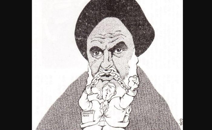 Ayatollah Khomeini (1902-1989)