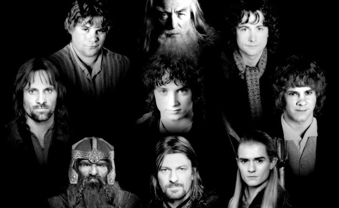 "Vijftien jaar geleden: première van ""The fellowship of the ring"""