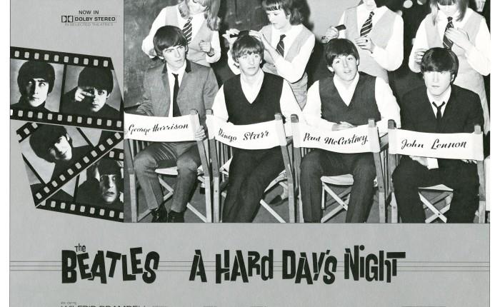"""55 jaar geleden: première van """"A hard day'snight"""""""