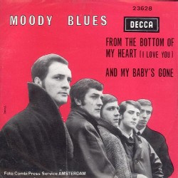 "55 jaar geleden: ""From the bottom of my heart"" (The Moody Blues)"