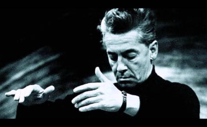Herbert von Karajan(1908-1989)