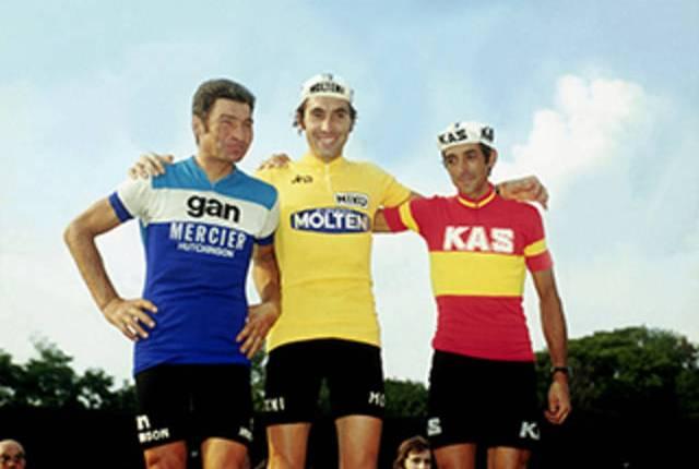 45 jaar geleden: Eddy Merckx wint zijn vijfde (en laatste)Tour