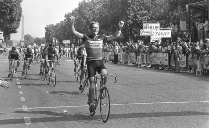 35 jaar geleden: Eric Vanderaerden wint op de ChampsElysées