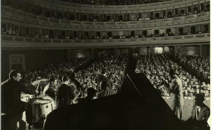 75 jaar geleden: voor het eerst Jazz at the Philharmonic (LosAngeles)