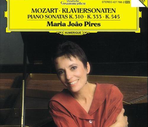 Maria Joao Pires wordt75…