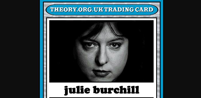 Julie Burchill wordt55…