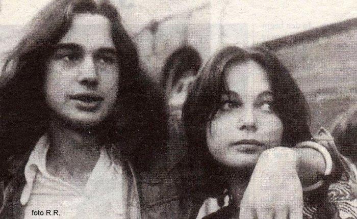 45 jaar geleden: huwelijk Jotie T'Hooft & IngridWeverbergh