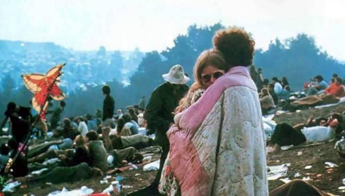 Vijftig jaar Woodstock